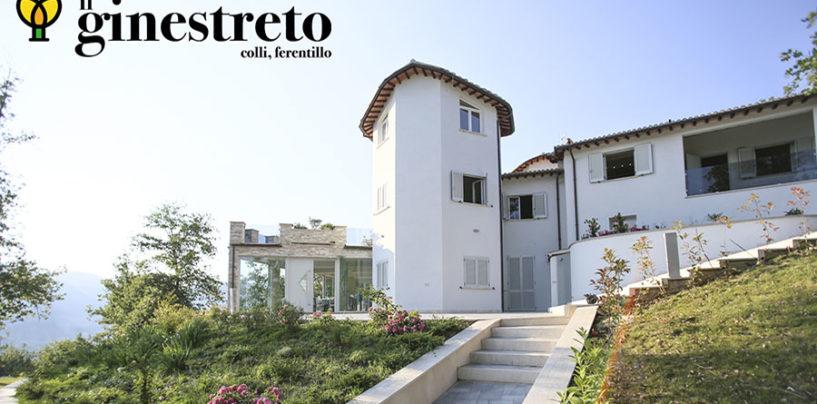 Apre l'8 giugno la Villa Il Ginestreto: territorio, gourmet ed eventi in Umbria