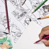 Tuscia Comix, fumetti, giochi e cosplay in centro a Viterbo