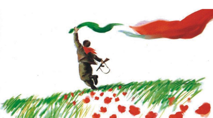 resistenza liberazione 25 aprile