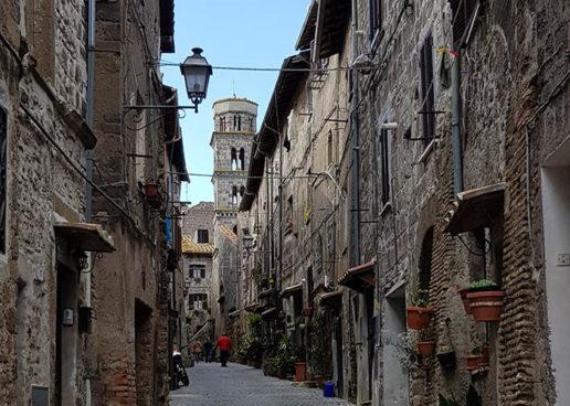 """""""Un Borgo DiVino"""", festival enogastronomico a Ronciglione"""