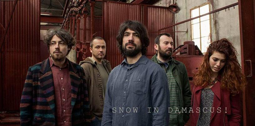 Local Noise – Intervista agli Snow in Damascus!