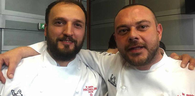 Iozzia e Ciavattini, Stella Michelin per due ristoranti della Tuscia