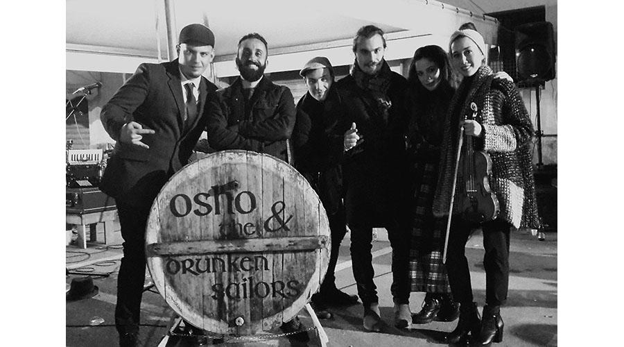 Osho & the drunken sailors