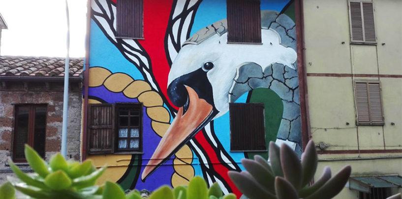 Cigni e gnomi a Sant'Angelo di Roccalvecce, il paese delle fiabe