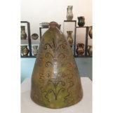 La campana da fornace del '500 torna al Museo della Ceramica della Tuscia