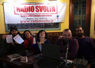 Radio Svolta, la web radio viterbese tra musica, format e grandi ospiti