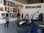 Zerocalcare, al MAXXI di Roma la mostra sul fenomeno del fumetto italiano