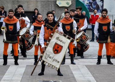 Poggio Otricoli, il Gruppo Musici Vulpes compie 6 anni