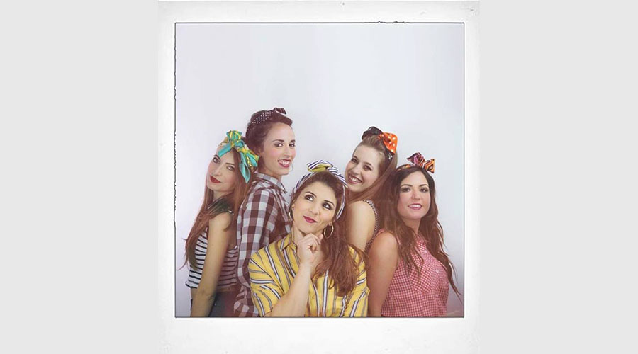 polaroid girl band