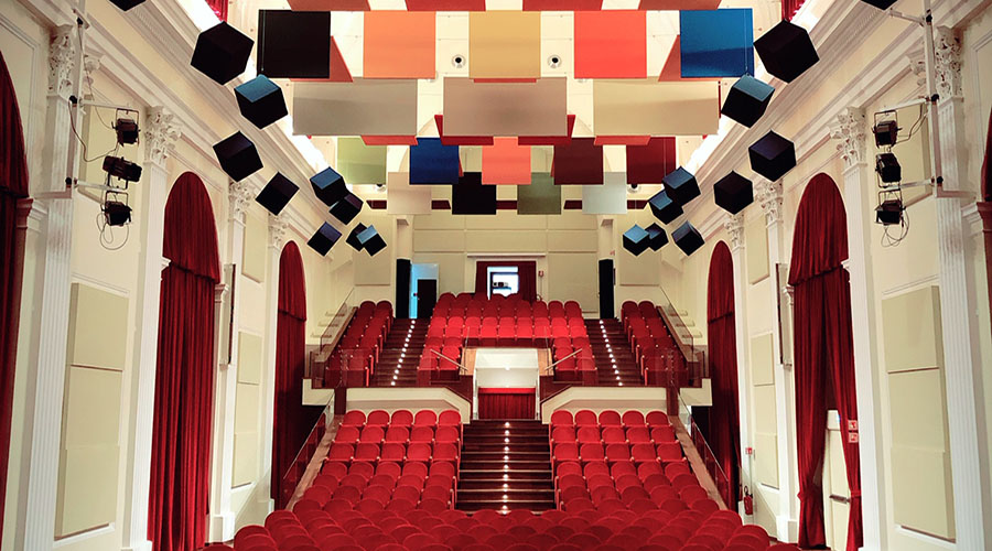 teatro comunale città di tarquinia
