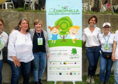 """Grande successo per la quinta edizione di""""Clorophilla – Festa della natura per bambini"""""""