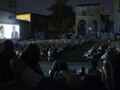 Cinema in Piazza San Lorenzo a Viterbo con TFF e ISM