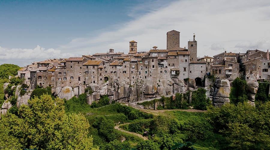vitorchiano borgo medioevale