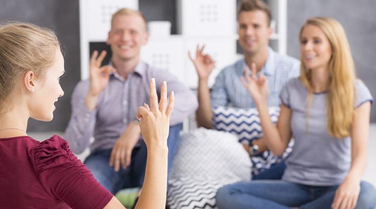 lis lingua dei segni italiana