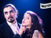 """""""Mutopia"""", a Viterbo uno show tra musica, video, teatro e poesia"""