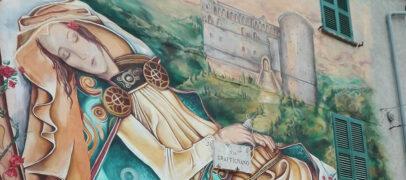 Sant'Angelo e le sue fiabe: la felicità è un borgo dipinto