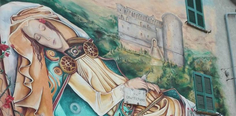 Sant'Angelo, il Paese delle Fiabe: ecco Mignolina e la bella addormentata