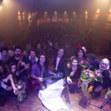 """Straordinario successo per """"Mutopia"""" al Teatro Caffeina di Viterbo"""