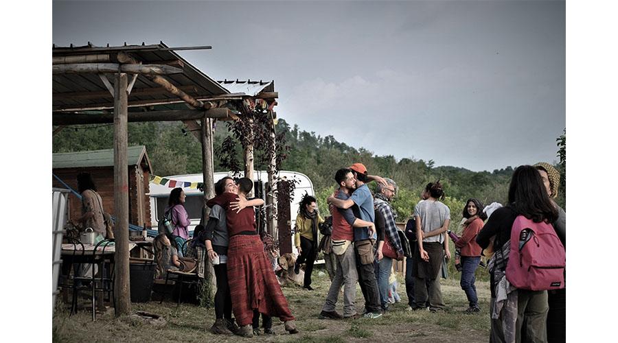 comunità rurale diffusa mercati contadini