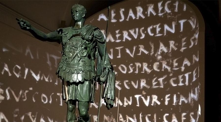 Amelia Statua del Germanico