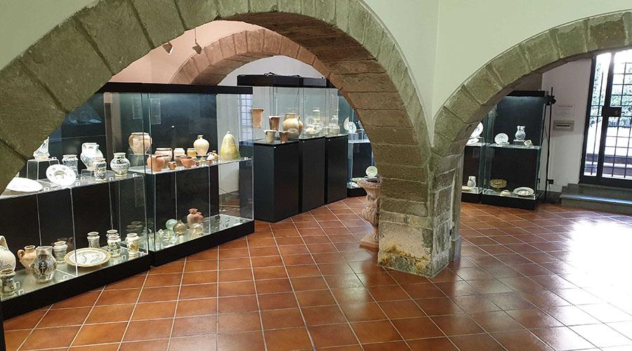 museo della ceramica della tuscia viterbo
