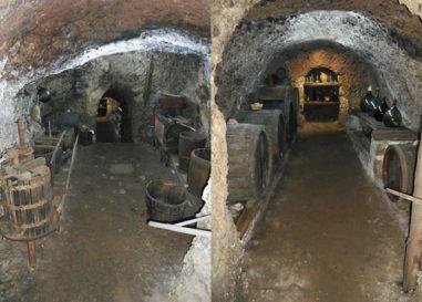"""Bolsena, nella cantina di Palazzo Monaldeschi sgorga """"Il vino nel vulcano"""""""