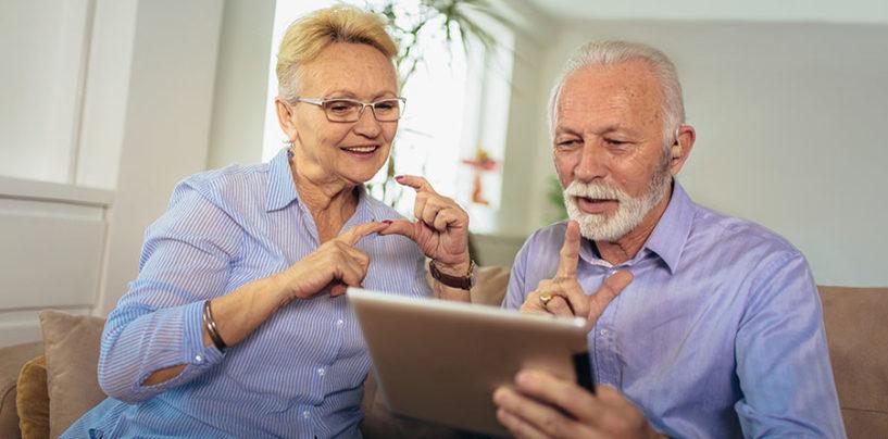 Persone sorde e familiari udenti con figli sordi, sostegno psicologico via Skype