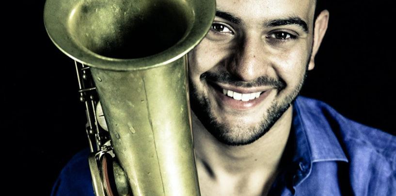 "Claudio Jr De Rosa in live streaming per ""Visioninmusica Live at Home"""