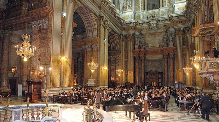 concorso internazionale musica sacra
