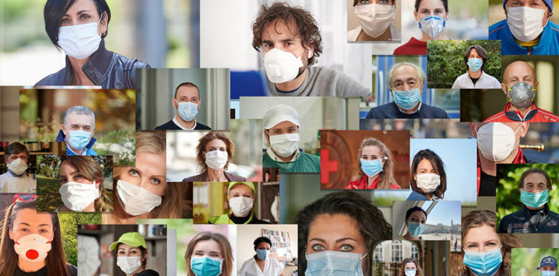 #iosorrido, un progetto social per portare un messaggio di speranza
