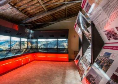 Civita di Bagnoregio, riapre il Museo Geologico e delle Frane