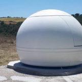 Gli astrofili di Tarquinia si dotano di una cupola astronomica