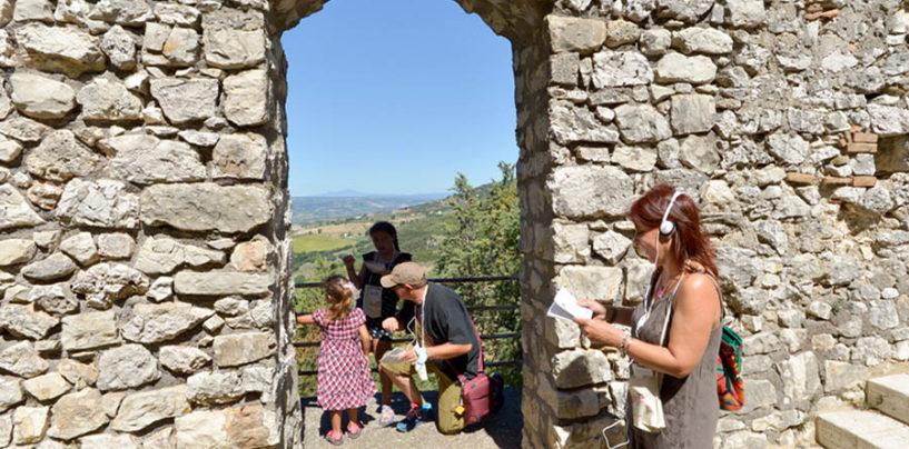 """""""Orienteering Drama"""", turismo tra narrazione e paesaggio a Lugnano in Teverina"""