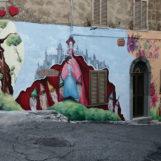 Sant'Angelo il Paese delle Fiabe, i nuovi murales del 2020