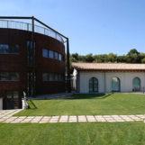 La nuova sede di Unindustria nell'ex gasometro di Viterbo