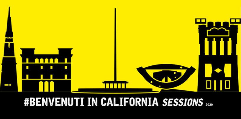 """""""Benvenuti in California Sessions"""", Terni suona insieme"""