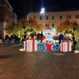 Natale di Terni tra luci, video proiezioni e presepi