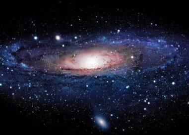 Il vero colore della notte, uno sguardo al nostro universo