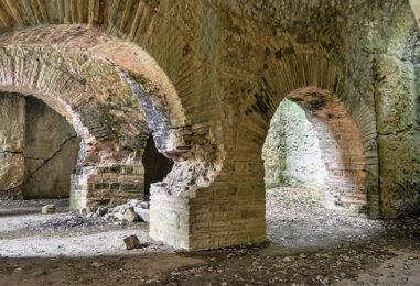 Castellum Aquarum e Vitozza, la Toscana da scoprire