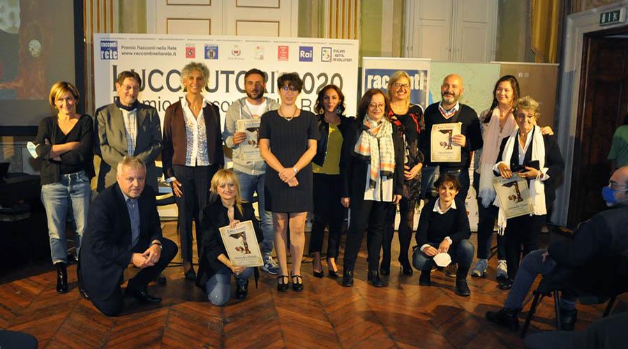premio letterario racconti nella rete luccautori