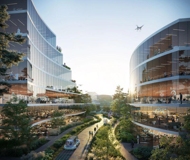 città del futuro smart city cina chengdu