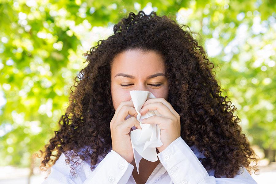Allergie di aprile: la cross-reattività