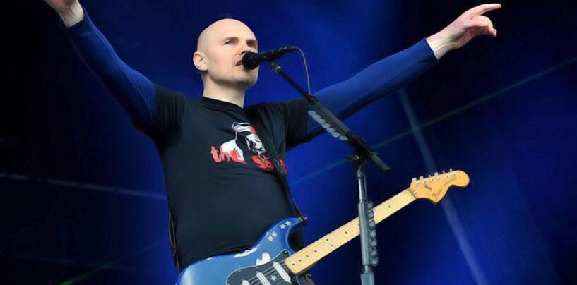 """Billy Corgan, il """"fratello di Super Vicki"""""""