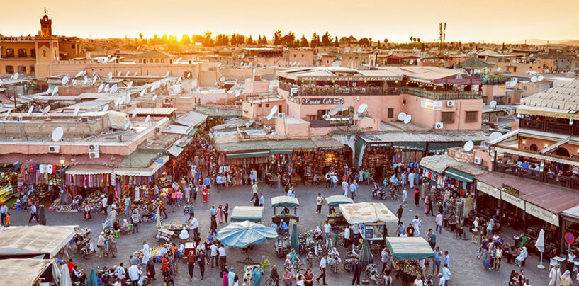 Marrakech, la fascinazione del caos