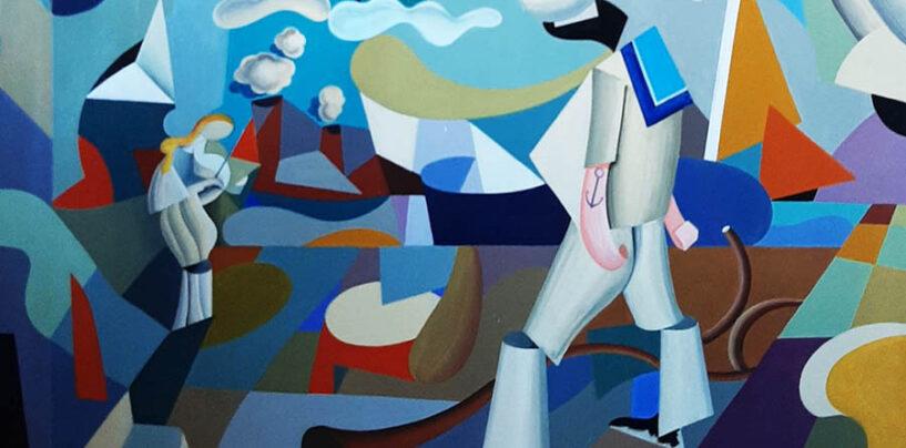 Le opere di Gualtiero Passani in mostra a Viareggio