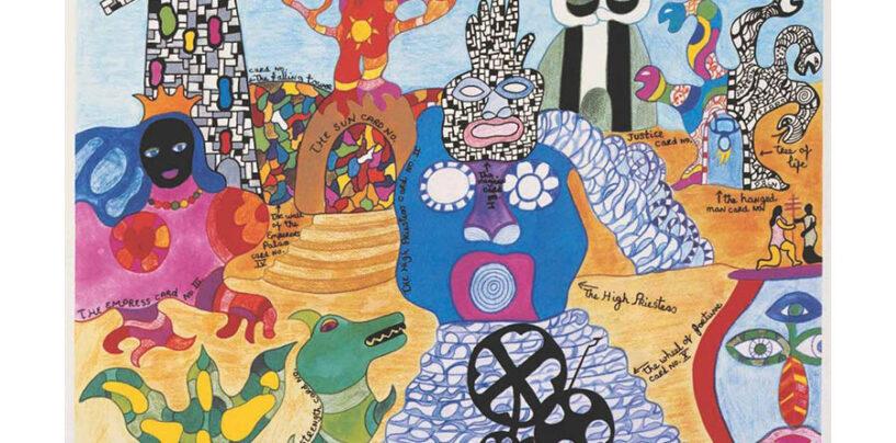 A Capalbio una mostra su Niki de Saint Phalle