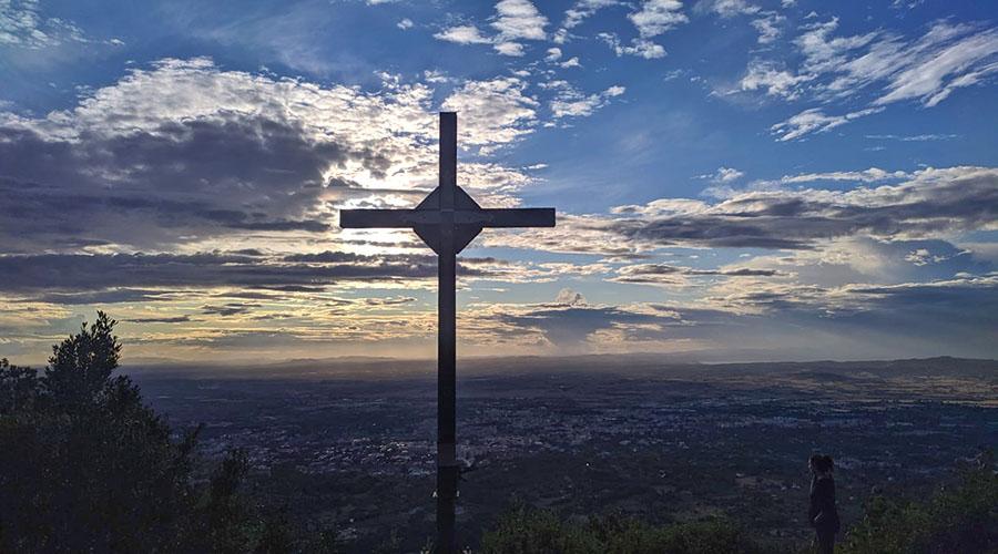 Monte Palanzana, a Viterbo un panorama mozzafiato