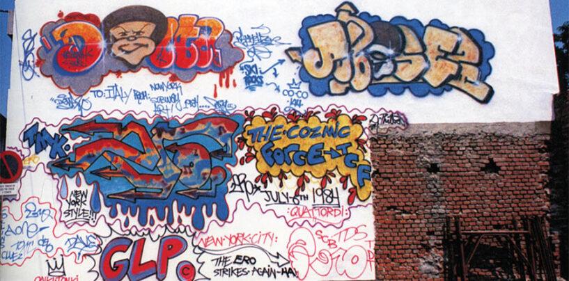 Quattordio Urban Art, la grande street art in Piemonte