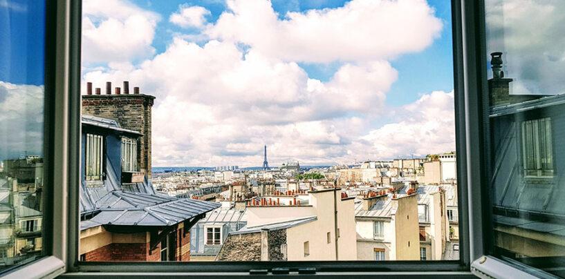 Parigi, la ville colorée