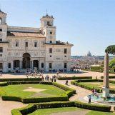 Roma, cinema e arte contemporanea a Villa Medici
